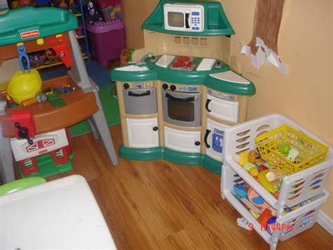 de jeux de cuisine photos de la garderie
