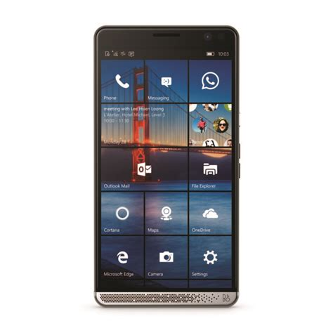mobiles hp hp elite x3 a flagship windows phone that s unambiguously