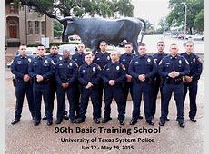 Police Academy University of Texas System