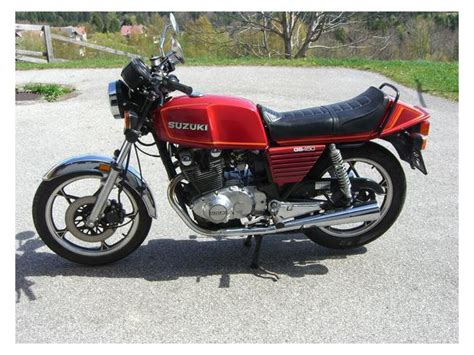 1980 Suzuki Gs450l by Coal 1980 Suzuki Gs450 Technically A Moal Or Who