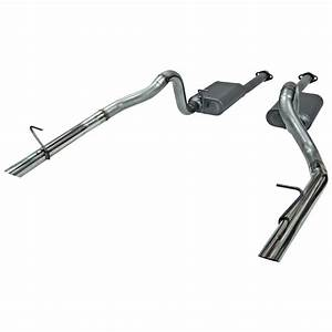 Flowmaster 817213 American Thunder Series Cat Back Exhaust