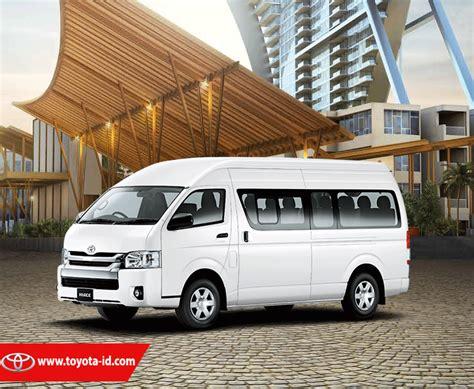 Mobil Toyota Hiace by Spesifikasi Harga Toyota Hiace Paling Baru