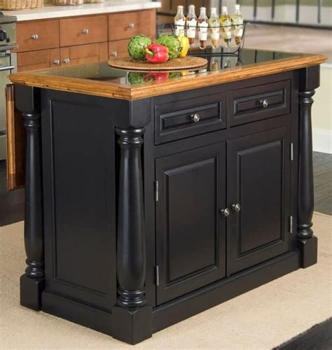 portable kitchen islands rolling movable designs