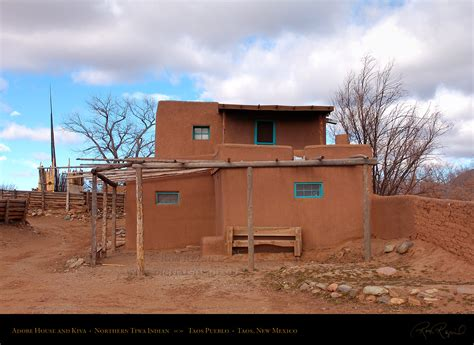 southwest style house plans adobe house outside pueblo appears been house