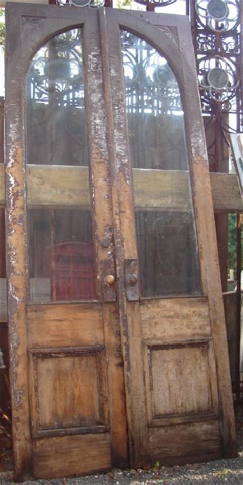 Brownstone Entry Doors   Recycling the Past