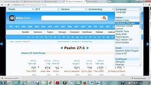 Bible hub lexic... Bible Hub