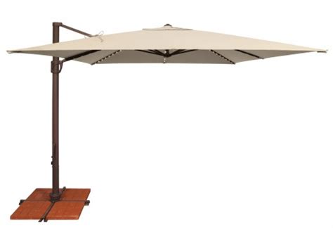 large cantilever patio umbrellas for sale from baldwin
