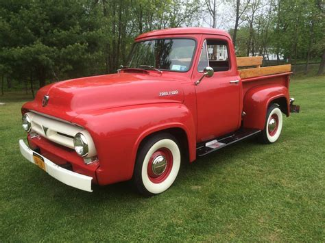 Www Ford Trucks by This 1953 Ford F 100 Is A True Farmer S Special Ford
