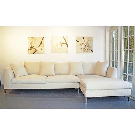 5 Foot Loveseat by Decenni Custom Furniture Divina Bone 9 5 Foot Modern