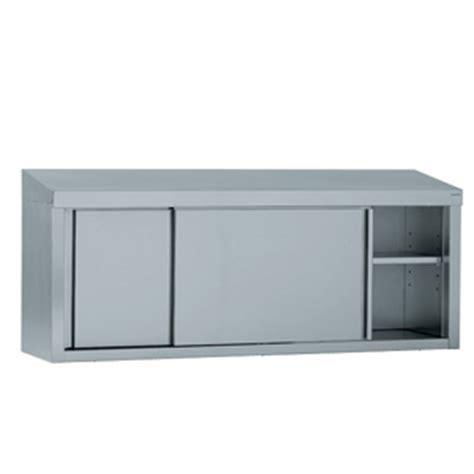 armoire inox cuisine professionnelle tournus equipement armoires suspendues en inox