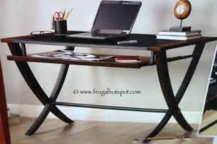 costco bayside furnishings nalu computer desk 99 99
