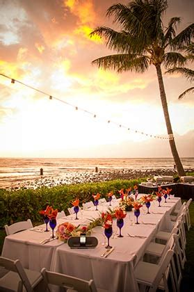 answers  common maui beach wedding questions