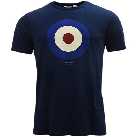 Ben Shirt mens t shirts ben sherman target t shirt mod retro ebay