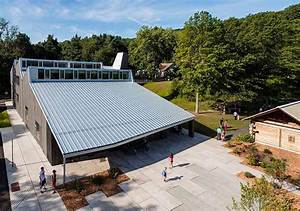 Common Ground High School New Haven Building roof - e ...