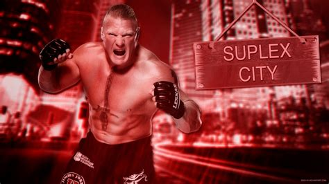 brock lesnar  suplex city hd wallpaper  deevvk