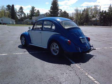 vw bug cal  custom super clean daily driver