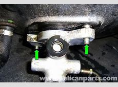 BMW E39 5Series Master Cylinder Replacement 19972003