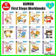 Qoo10  Kumon Workbooks  Collectibles & Books