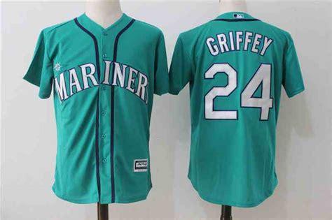 mariners  ken griffey jr northwest green alternate cool