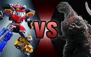 Death Battle ideas: Megazord vs Godzilla by Golden-Sans on ...