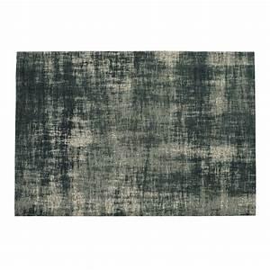 Maison Du Monde Tapis Enfant : tapis en coton bleu 140 x 200 cm feel azur maisons du monde ~ Teatrodelosmanantiales.com Idées de Décoration