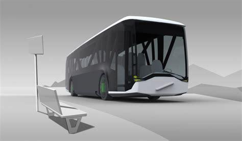 concept bus knegadesign safety bus concept