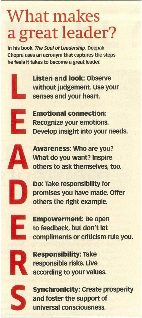 leadership acronym google search leadership emotional