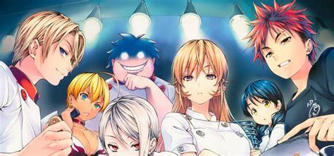New Anime Food Wars Shokugeki No Souma