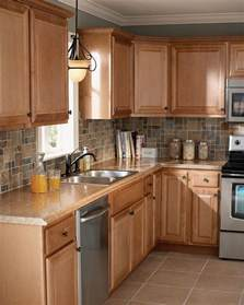 kitchen ideas home depot you don t to wait for cabinetry the home depot 39 s cambria kitchen cabinets in harvest