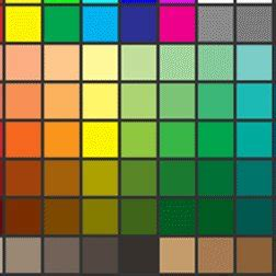 every color name every color on quot quot convoluted butter quot