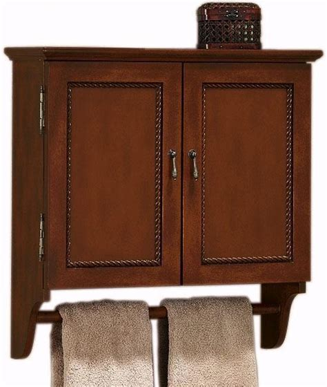 Bathroom Wall Cabinet With Towel Bar by Chelsea Wall Cabinet With Towel Bar Bath Items