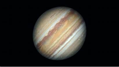 Jupiter Planet Gifs Ganymede Giphy Nasa Close
