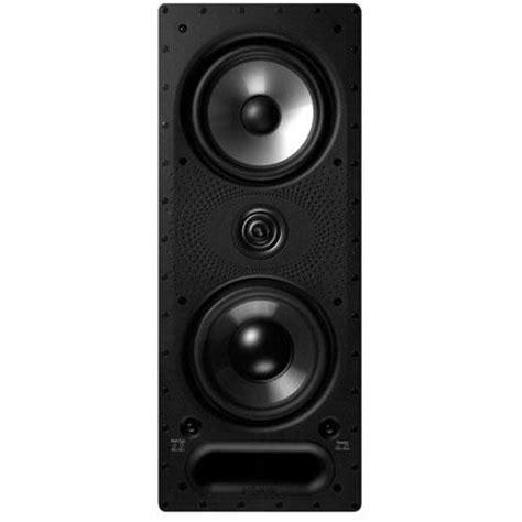 Cheap Wall Ls - polk audio 265 ls 3 way high performance in wall