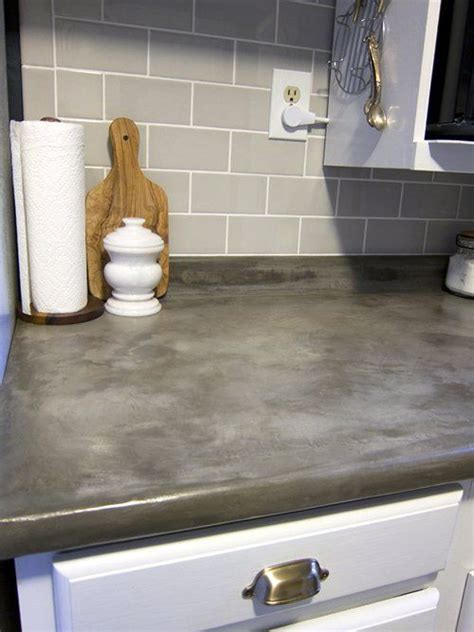 Kitchen Counter Add On by 12 Stunning Concrete Countertops Kitchen Resurface