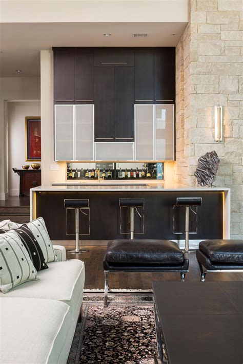 Home Design Ideas Modern by 25 Cool And Masculine Basement Bar Ideas Home Design And