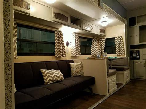 tiny house travel trailer remodel glamper travel
