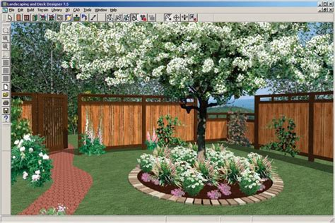 garden landscape plans better homes and gardens home