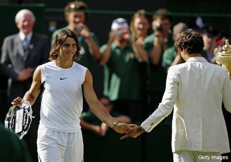 Roger Federer vs. Rafael Nadal | NBC Sports
