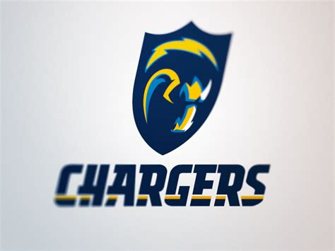 San Diego Chargers Concept By Fraser Davidson