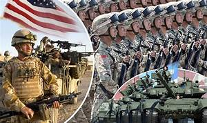 World's biggest armies - How does UK compare to planet's ...