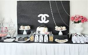 37 Best Coco Chanel Party Images On Pinterest