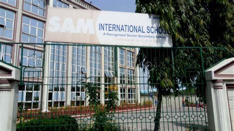 sam international school sector  dwarka delhi