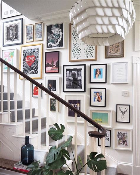 Decorating Blogs Uk - how to create a gallery wall in your home