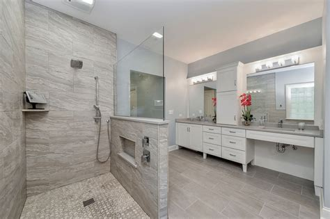 Bathroom Shower Ideas Pictures by Julie Jon S Master Bathroom Remodel Pictures Home