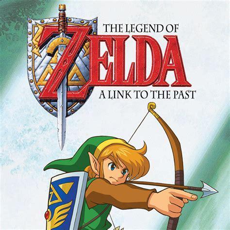 The Legend Of Zelda A Link To The Past Super Nintendo