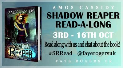 Shadow Reaper Shadowlands Series Book 1 by Amos Cassidy Tales Of Yesterday