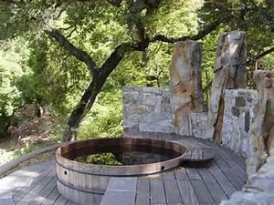 an east bay garden rustic deck san francisco by With whirlpool garten mit baobab bonsai