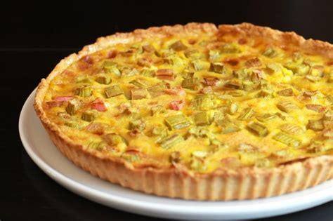 recette de tarte 224 la rhubarbe thermomix sans gluten