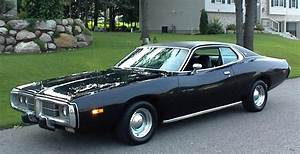 Dodge Coronet And Charger 1973 Complete Wiring Diagram