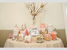 Wedding Candy Table Ideas